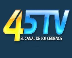 Watch 45TV Live TV from Honduras