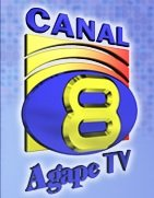 Watch Agape TV Canal 8 Live TV from El Salvador