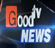 Watch GOODTV Christian Gospel broadcast Live TV from South Korea