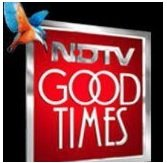 Watch NDTV Good Times Recorded TV from India