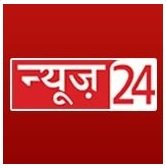 Watch News 24 Live TV from India