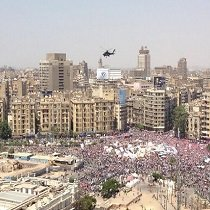 Watch Egypt Protests Live Events from Egypt