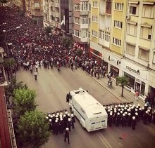 Watch Turkey protests Live Events from Turkey