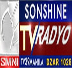 Watch Sonshine Media Network International Live TV from Philippines