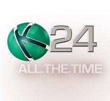 Watch K24 Live TV from Kenya