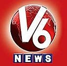 Watch V6 News Live TV from India