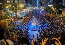 Watch Hong Kong Protests Live Events from Hong Kong