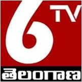 Watch 6 TV Telangana Live TV from India