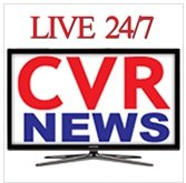Watch CVR News TV Live TV from India