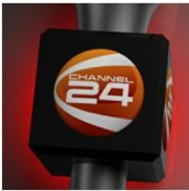 Watch Channel 24 Live TV from Bangladesh