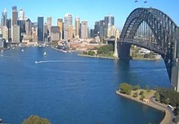 Watch Sydney Harbour Live Webcam from Australia
