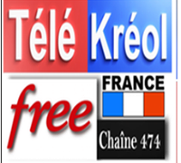 Watch Tele Kreol Recorded TV from Reunion