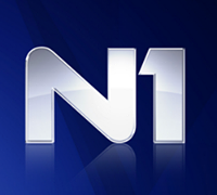 Watch N1 Live TV from Bosnia & Herzegovina