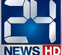 Watch 24 News HD Live TV from Pakistan