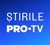 Watch ProTV News Live TV from Romania