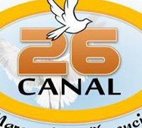 Watch Canal 26 Live TV from El Salvador